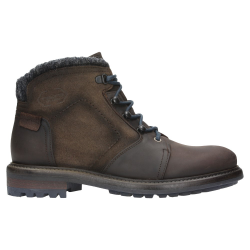 BOOT BROWN CORD MAN HAMPTON TOLINO 70831